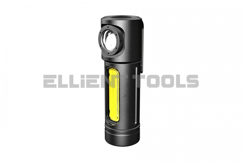 LED Multi-purpose Torch (USB Rechargeble)