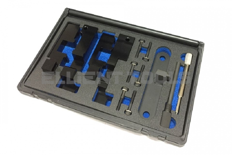 Land Rover Tdv8 V8 3.6 Camshaft Crankshaft Timing Crank Locking Tool Kit