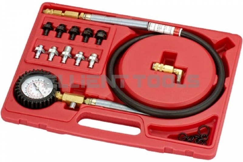 Oil Pressure Test Kit 12pc