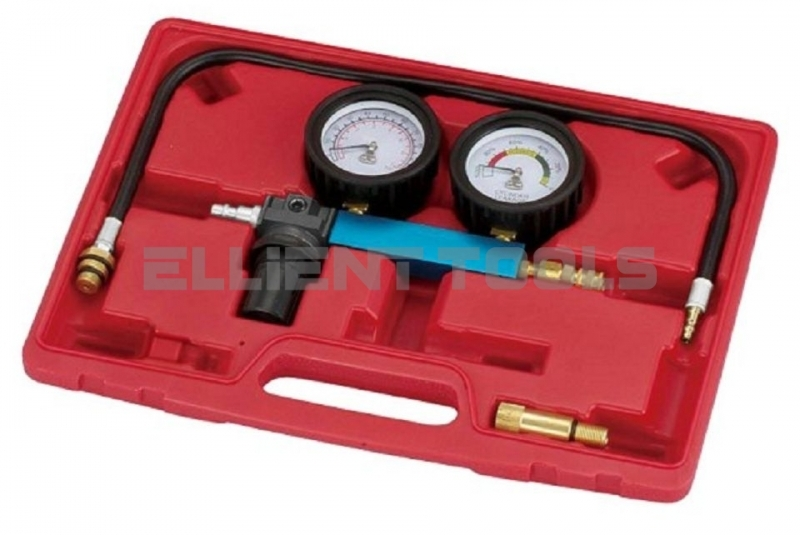 Petrol Engine Cylinder Leakage Testers - Twin Gauges