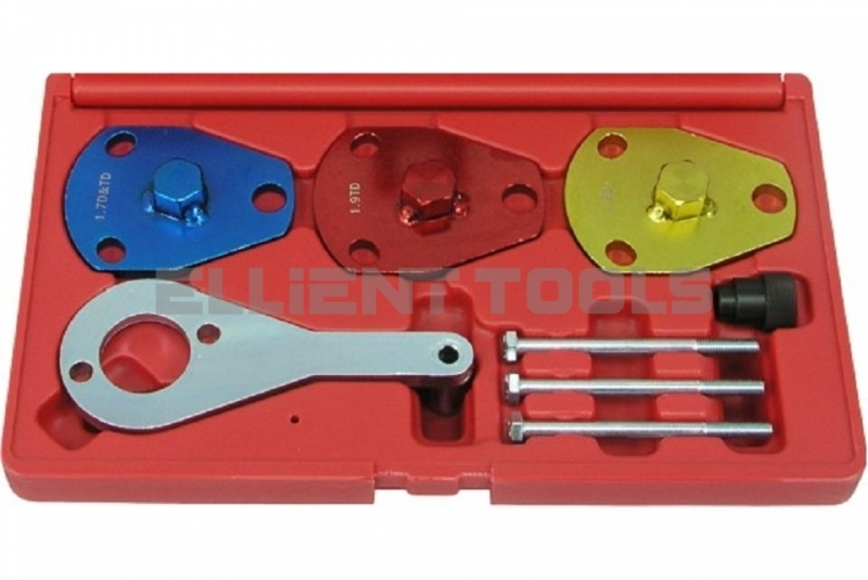 Diesel Engine Setting/Locking Kit 1.7d/ Dt, 1.9d/Dt For Alfa Romeo, Fiat – Chain Drive