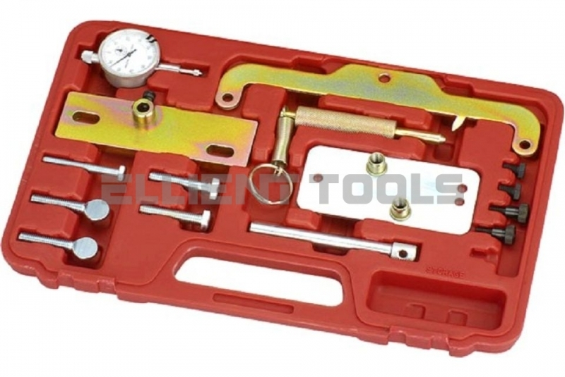 Diesel Engine Timing Tool Kit For Vauxhall/ Opel 1.6/1.7d And Isuzu