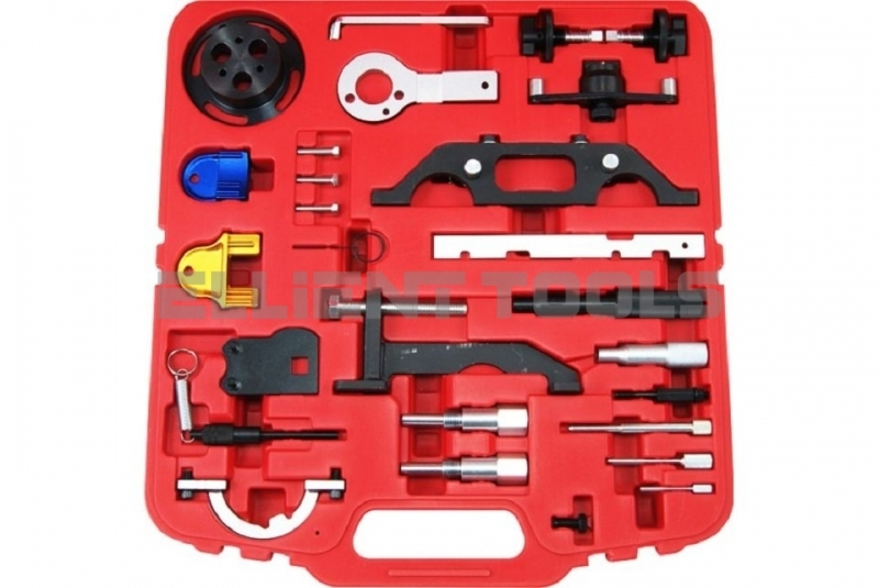 26 Pcs Timing Tool Set For OPEL / VAUXHALL (GM)