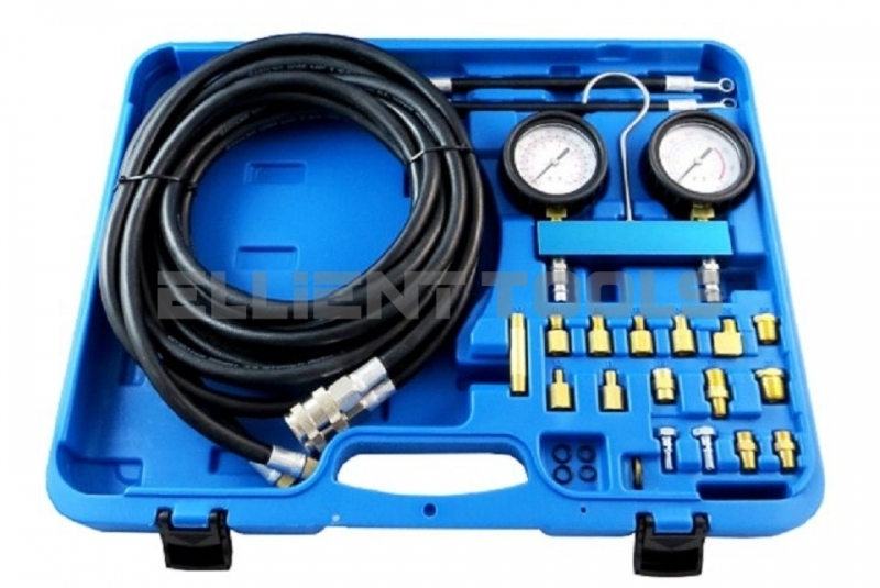 Universal Transmission And Engine Pressure Tester Set