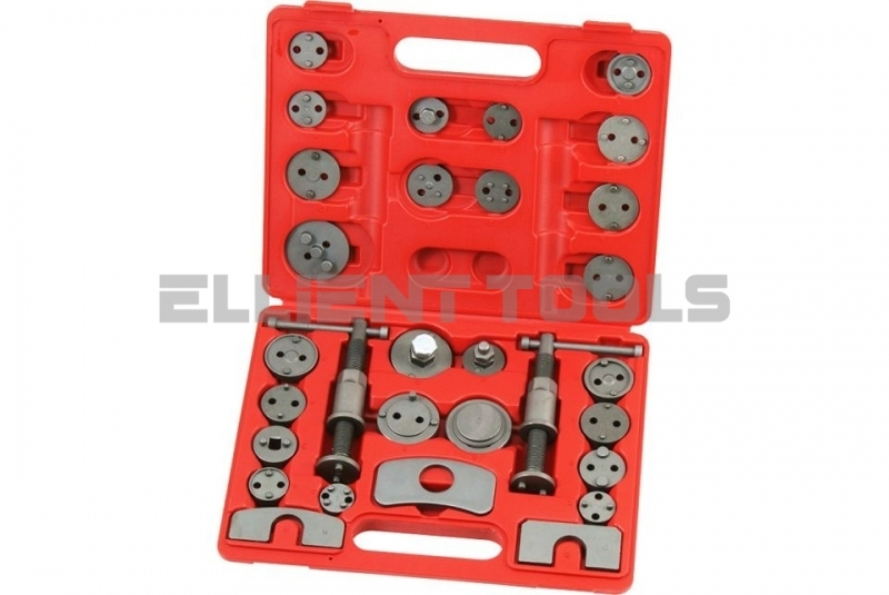 Brake Piston W Brake Caliper WindBack Kit 30pc