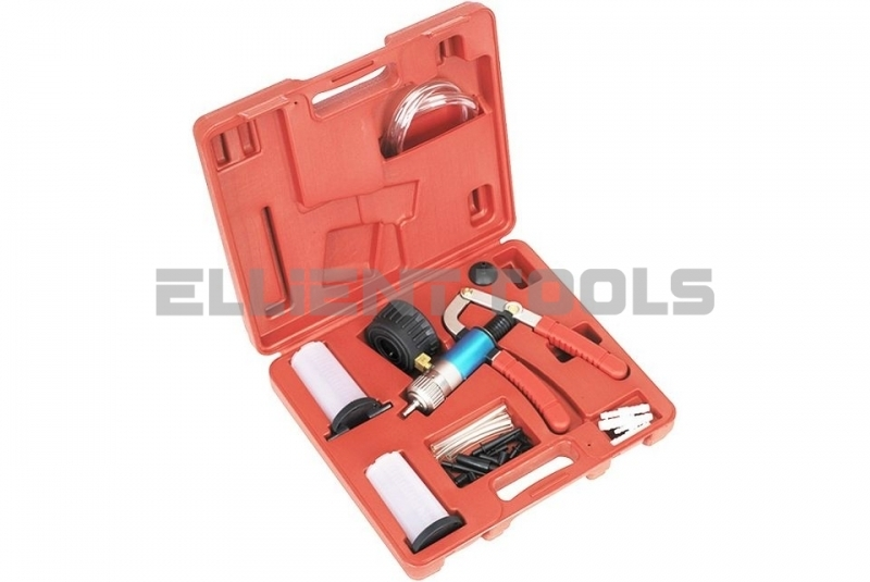 Vacuum & Pressure Test/Brake Bleeding Kit