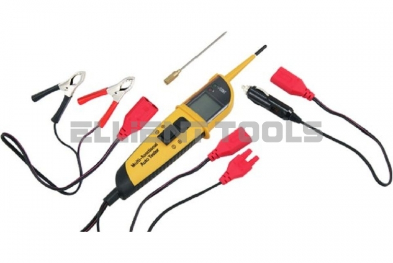 Auto Circuit Tester with LCD Display