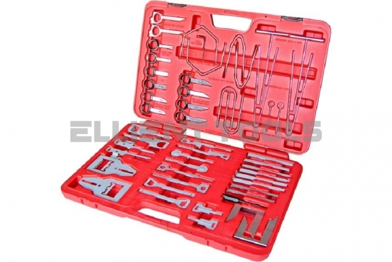 Radio Release Master Tool Kit 53pc