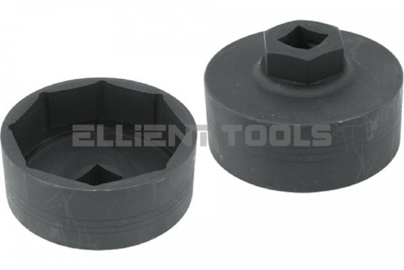 Wheel Shaft Cover Socket 115mm - Volvo