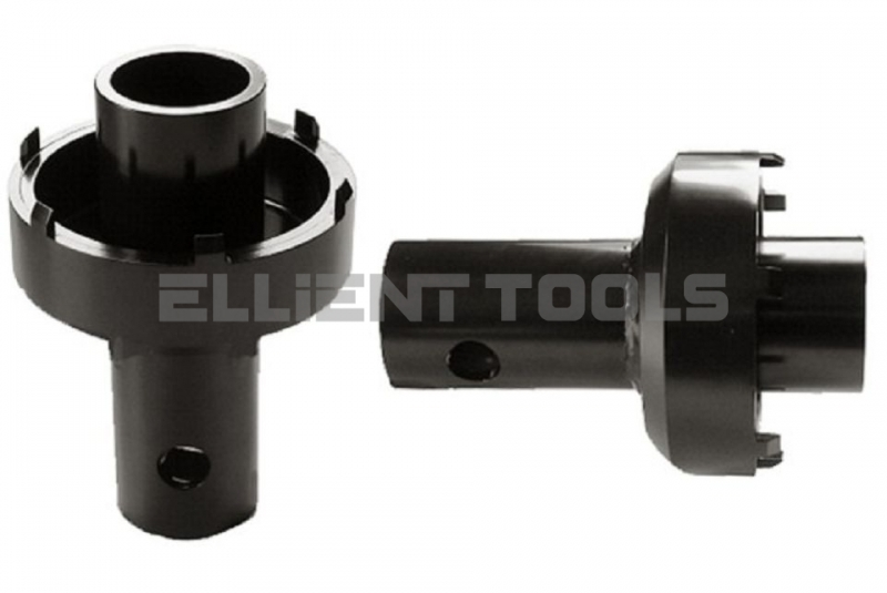 Rear Axle Nut Socket 105/125mm - Mercedes