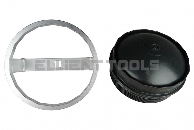 "Oil Filter Wrench for MAN(135mm, 18POINTS , Dr.1/2"")"